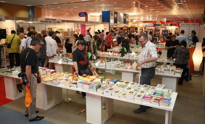 Bookfest 2016: un milion de cărți