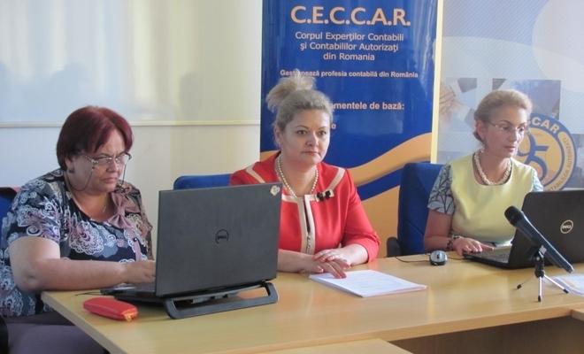 Filiala CECCAR Brăila: Sesiune de informare destinată microîntreprinderilor privind accesarea fondurilor europene
