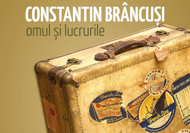 Expoziția Constantin Brâncuși: omul și lucrurile, la ARCUB