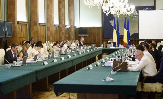 Guvernul a aprobat înființarea Institutului Național de Administrație