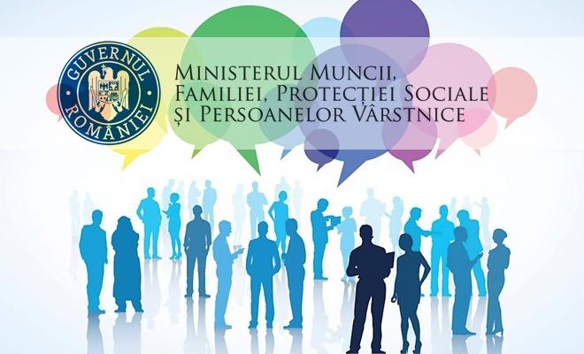 A Fost Nfiinat Comisia De Dialog Social Privind Sistemul Naional Asisten