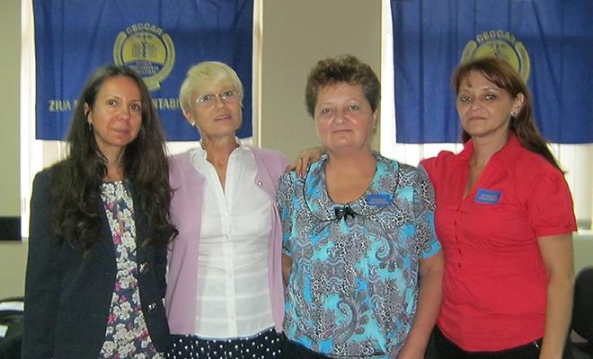 MAREXPERT CONSULTING, din Bistrița – Premiul special al anului 2015 în Topul local al celor mai bune societăți membre CECCAR, filiala Bistrița-Năsăud