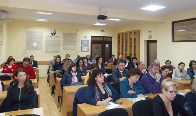 Filiala CECCAR Bacău: Întâlnire de lucru privind activitatea și strategia filialei