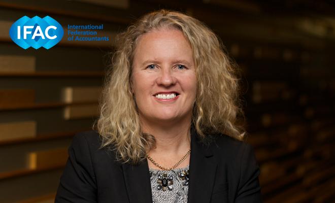 Rachel Grimes, noul președinte al IFAC