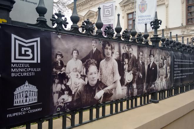 Muzeul Vârstelor va fi inaugurat în Casa Filipescu-Cesianu