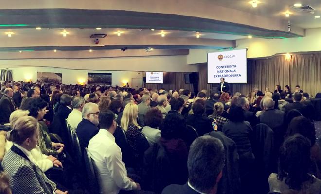 Conferința Națională Extraordinară a CECCAR – optimizarea metodologiei de acordare a vizei anuale și a sistemului de cotizații