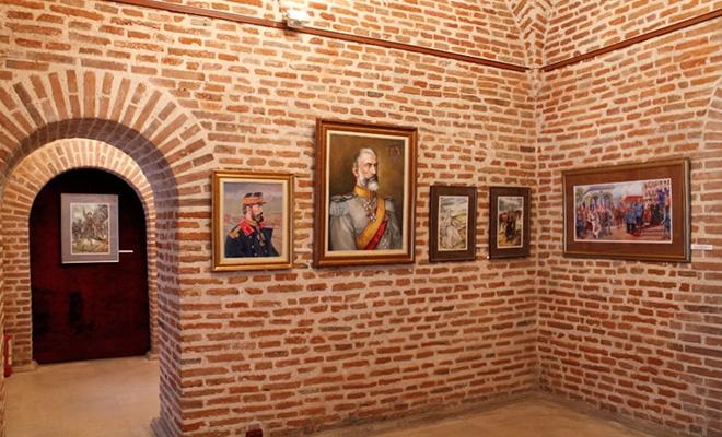 Unirea Principatelor Române, marcată printr-o expoziție de pictură la Muzeul Cotroceni