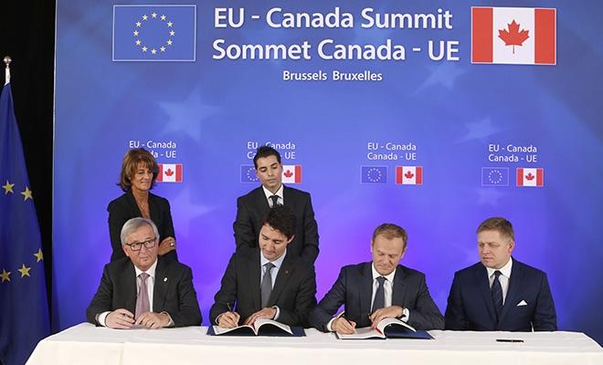 Parlamentul European a aprobat acordul CETA