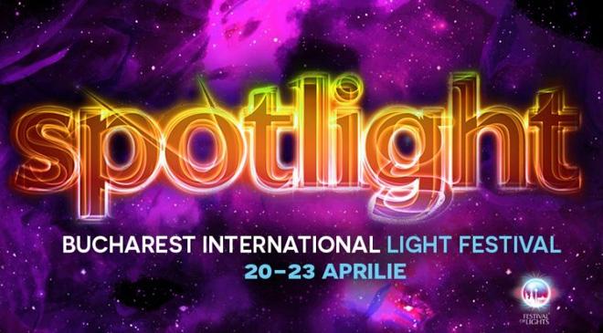 Festivalul Luminii – Spotlight începe la București