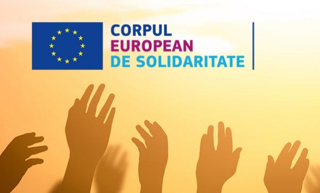 Corpul european de solidaritate: primele plasamente de muncă/stagii
