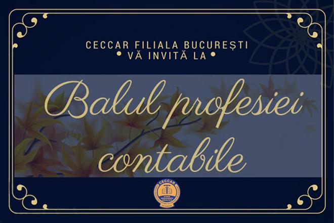 CECCAR București: Prima ediție a Balului profesiei contabile