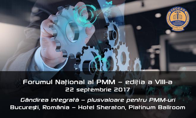 Forumul Național al PMM – ediția a VIII-a