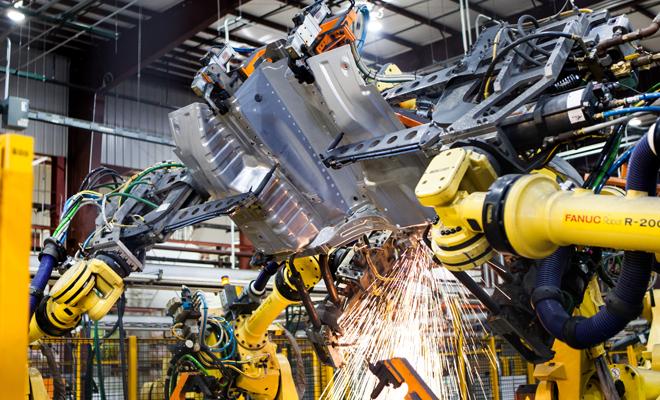 În primele șapte luni, cifra de afaceri din industrie a crescut cu 10,4%