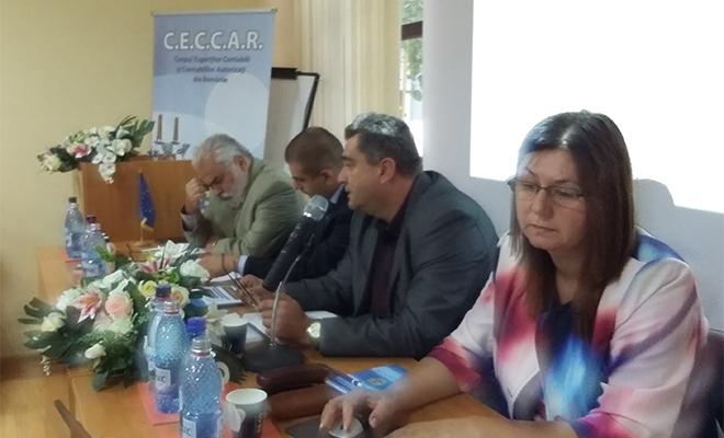 CECCAR Bacău: Dezbatere privind noutățile fiscale