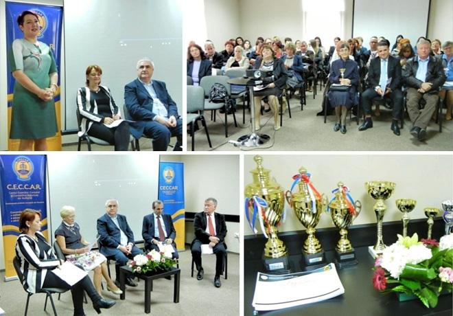 CECCAR Bistrița-Năsăud: Dezbateri profesionale privind viitorul contabilității