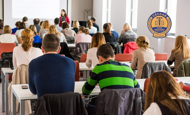 CECCAR Dâmbovița: Întrunire dedicată noutăților legislative