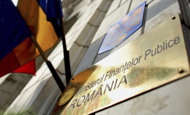 MFP: Deficitul bugetar după opt luni, 0,78% din PIB (6,5 miliarde lei)