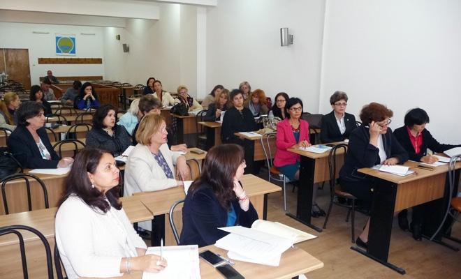 CECCAR Dolj: Seminar cu specialiști ai DGRFP Craiova