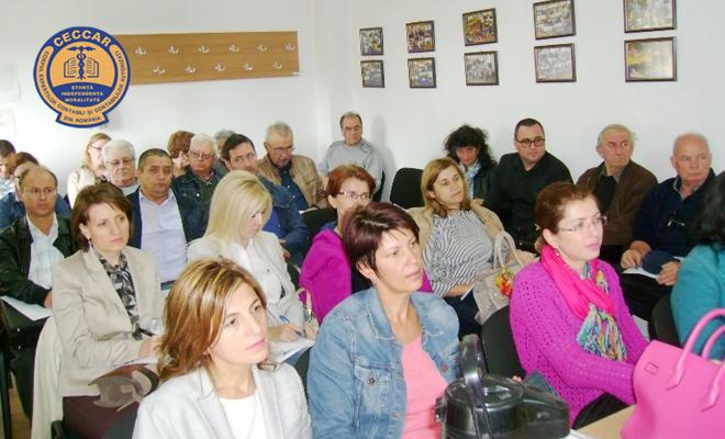 Discuții privind noutățile legislative, la Dâmbovița