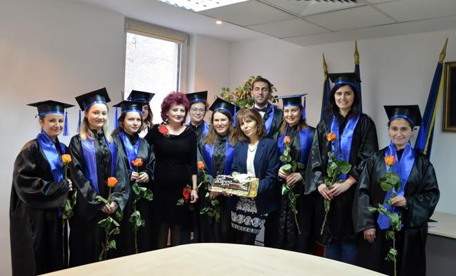 CECCAR Ilfov: Ceremonia de depunere a jurământului