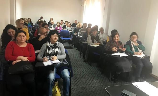 CECCAR Mehedinți: Dezbateri pe tema modificărilor legislative