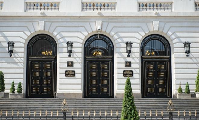 BNR: În ianuarie 2018, excedent de cont curent de 216 milioane de euro