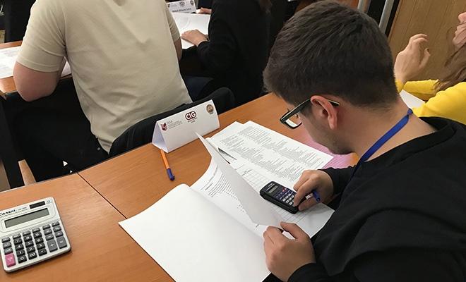 """CECCAR Iași: A doua ediție a concursului Astăzi student, mâine expert contabil, la Universitatea """"Alexandru Ioan Cuza"""""""
