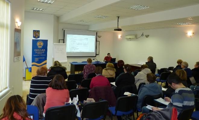 CECCAR Covasna: Întâlnire de lucru cu reprezentanții AJFP despre Spațiul Privat Virtual