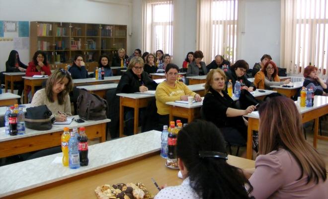 CECCAR Constanța: Masă rotundă împreună cu reprezentanți AJFP