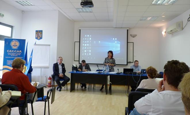 CECCAR Covasna și ITM: Discuții despre activitatea de telemuncă și interpretarea modificărilor aduse Legii zilierilor