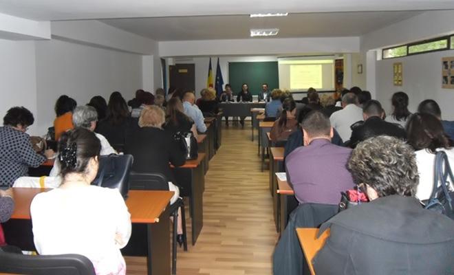 CECCAR Vrancea: Dezbateri privind noile reguli în domeniul protecției datelor cu caracter personal și aspecte legislative din domeniul financiar-contabil