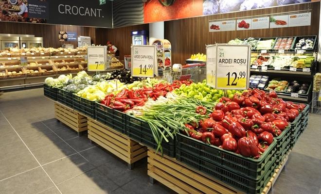 România a înregistrat în 2017 un deficit de 853,9 milioane de euro în comerțul cu produse agroalimentare