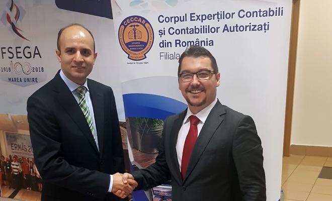 CECCAR Cluj: Impactul Regulamentului General privind Protecţia Datelor (GDPR) asupra profesiei contabile