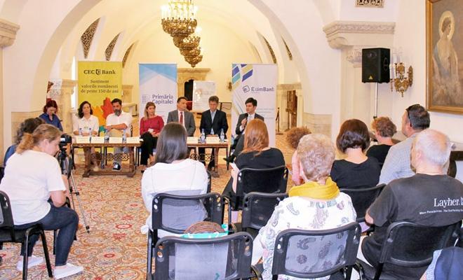 Lansarea concursului Centenar Creativ. Arta, ca sursă de inspirație pentru producția de bunuri materiale