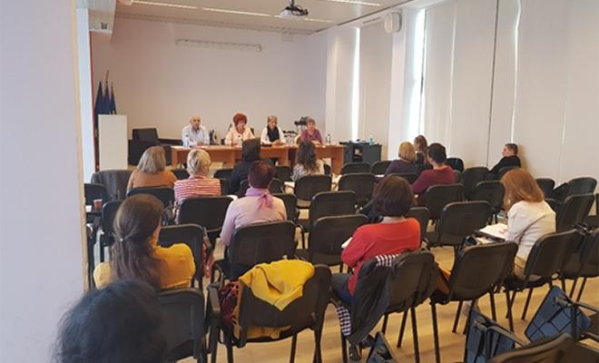 CECCAR Brașov și AJOFM: Întâlnire de lucru cu tema Prevederi legislative privind stimularea forței de muncă pentru angajatori, angajați sau persoane în căutarea unui loc de muncă