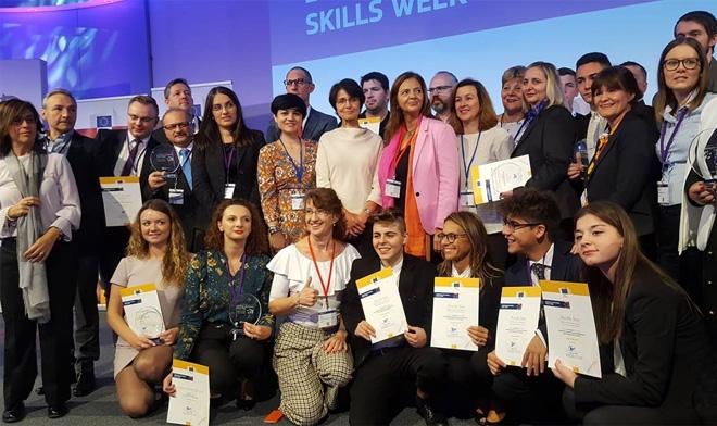 Liceu din România, laureat al Premiilor de excelență în domeniul educației și formării profesionale