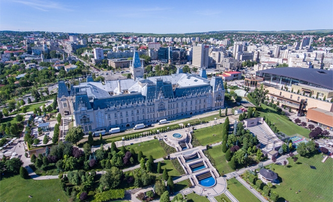 Municipiul Iași a fost desemnat Capitala Tineretului din România, ediția 2019-2020