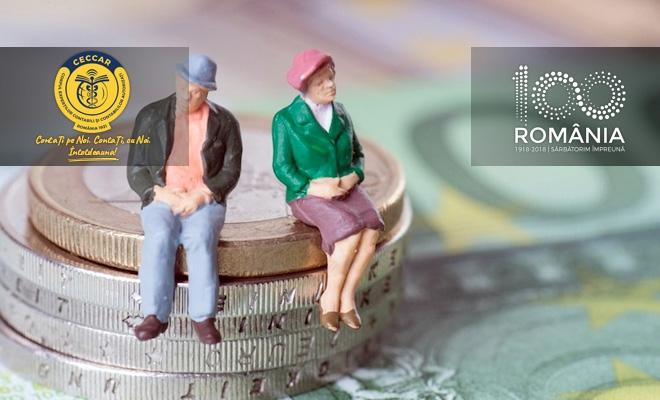 CNPP: Peste 4,6 milioane de pensionari, la finele lunii octombrie; pensia medie – 1.180 lei