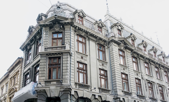 Studiu JLL: Clădirile istorice din București, vizate de investitorii imobiliari