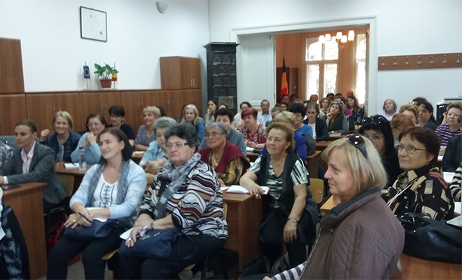CECCAR Mureș: Membrii filialei, în dialog cu AJFP despre noutățile legislative cu incidență fiscală
