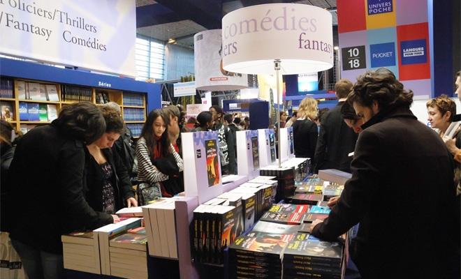 35 de edituri românești la Salonul Cărții de la Paris