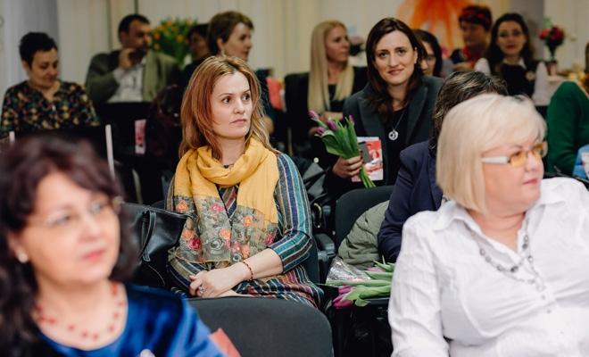 CECCAR Galați: Mărțișoare cu povești în primăvara femeii