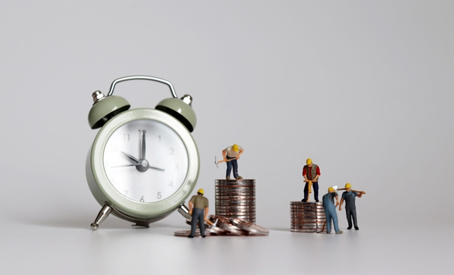 Costul orar al forţei de muncă a crescut, în T4 din 2018, cu 13,09% faţă de acelaşi interval din 2017