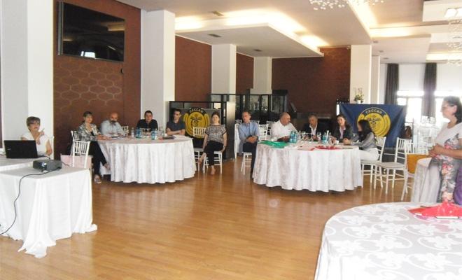 CECCAR Vrancea: Întâlnire profesională a membrilor filialei cu profesioniști ai Camerei Notarilor Publici Galați pe tema TVA la tranzacțiile imobiliare