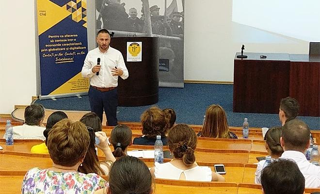 CECCAR Cluj: Tendințe în domeniul prețurilor de transfer, seminar profesional în colaborare cu Facultatea de Științe Economice și Gestiunea Afacerilor din cadrul Universității Babeș-Bolyai
