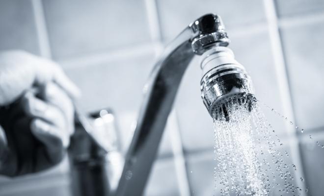 52,7% din populație era conectată la sistemele de canalizare, în anul 2018