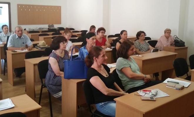 CECCAR Dolj: Legislația privind stimularea investițiilor cu impact major în economie, prezentată profesioniștilor contabili de specialiști ai DGRFP Craiova