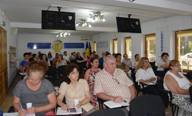 CECCAR Ialomița: Membrii filialei, instruiți despre protecția bazelor de date de către specialiști în domeniul GDPR