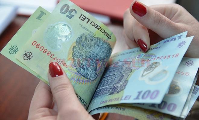 Câştigul salarial mediu net pe economie, 3.101 lei în luna mai