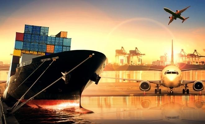 Deficitul comercial, 7,692 miliarde de euro în primul semestru